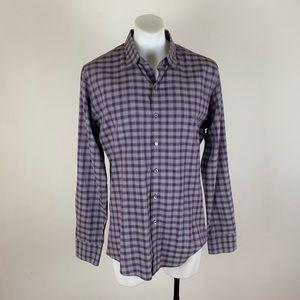 Zachary Prell Gingham Shirt